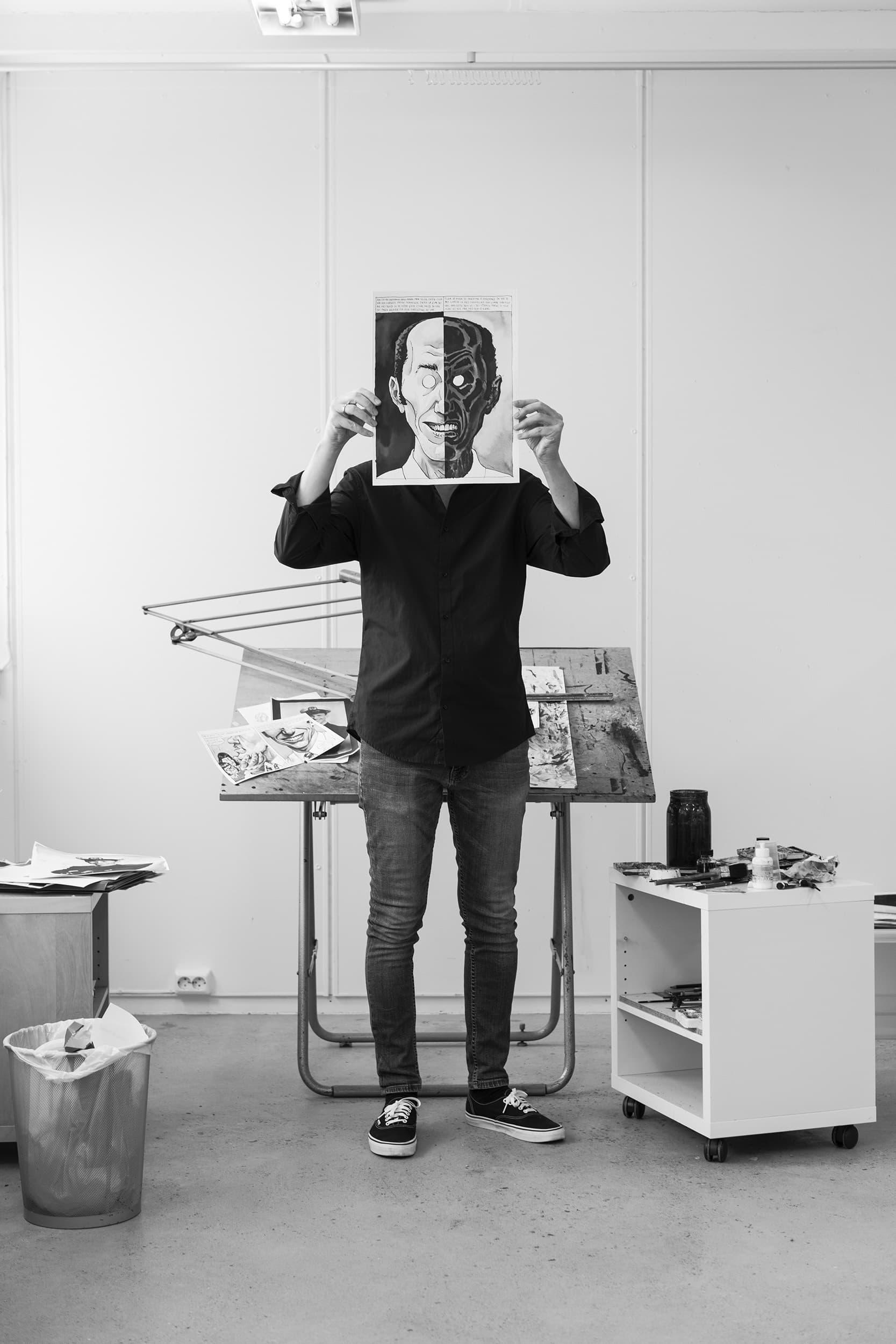 Ivar Kvaal – Portraits