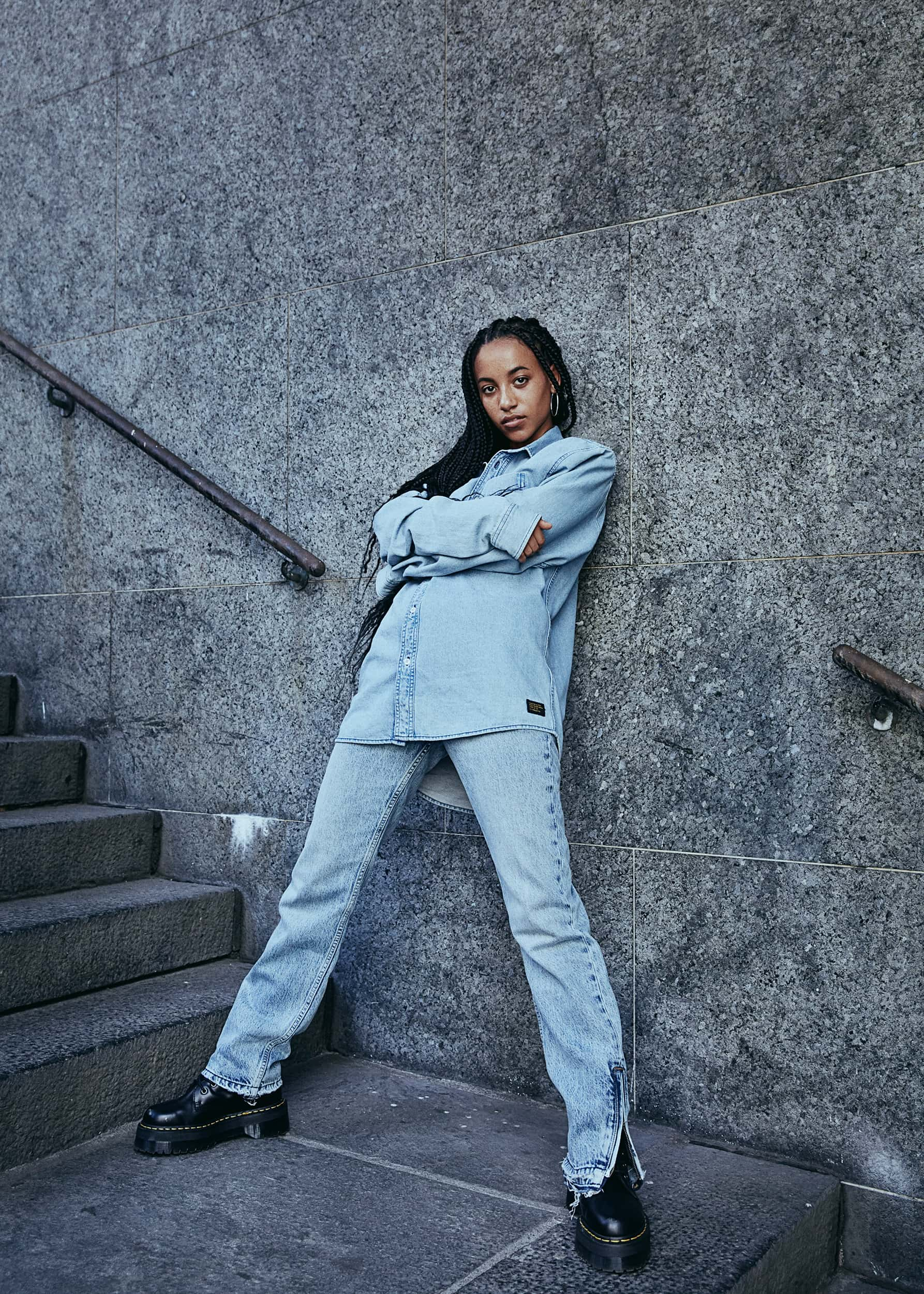 Ida Bjørvik – Carlings – Karve Jeans