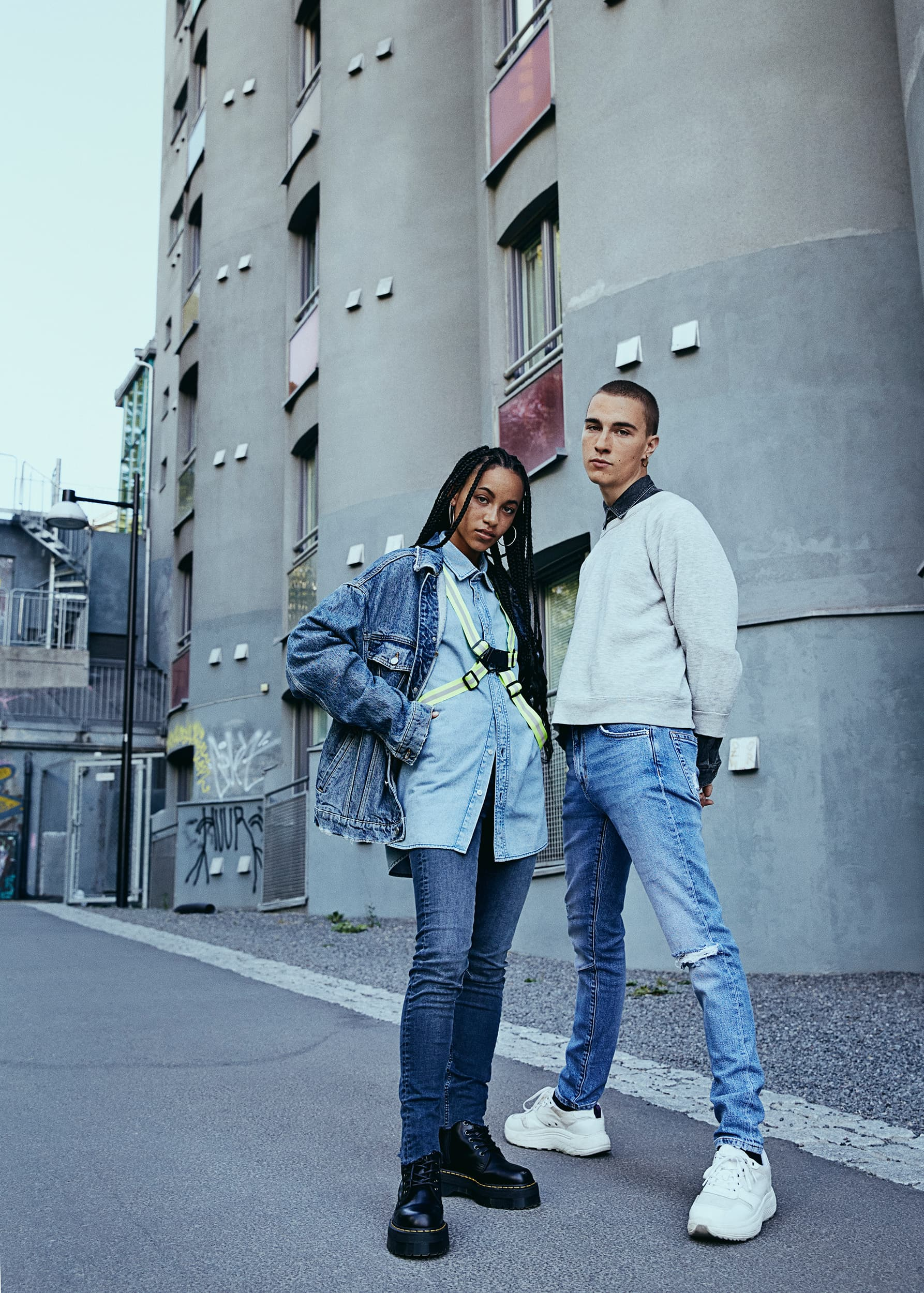 Ida Bjørvik – Karve Jeans