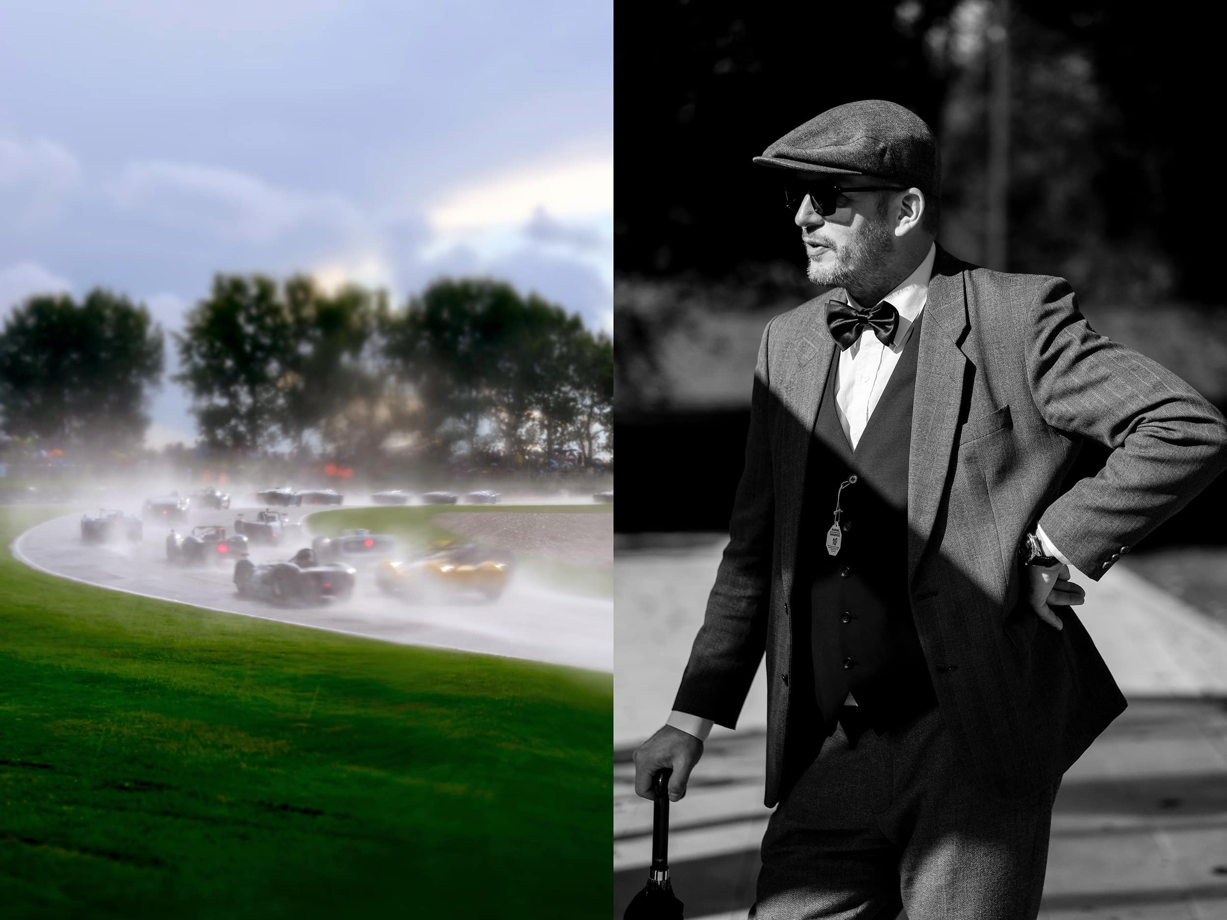 Kimm Saatvedt – Goodwood Revival