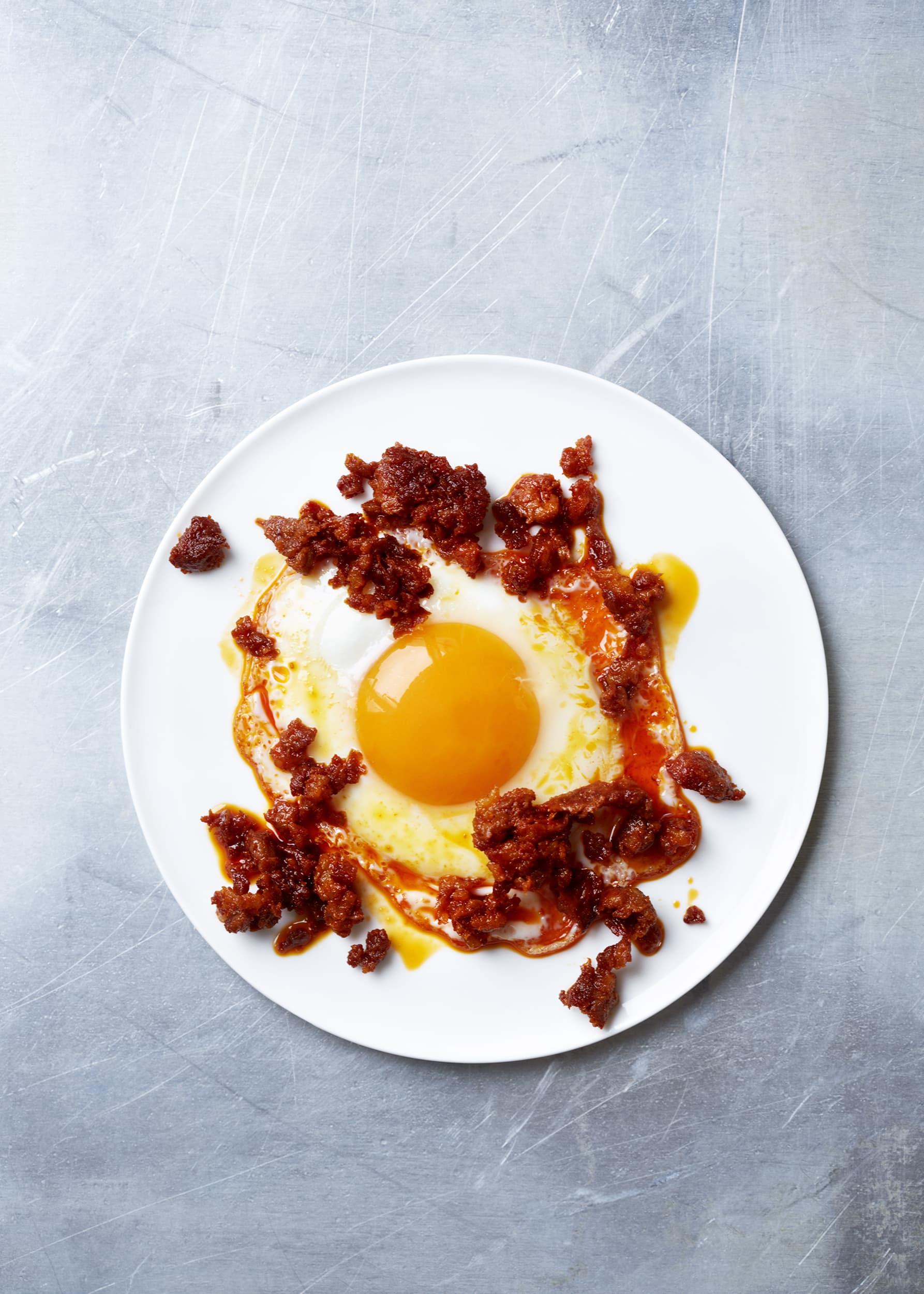 Veslemøy Vråskar – Eggs