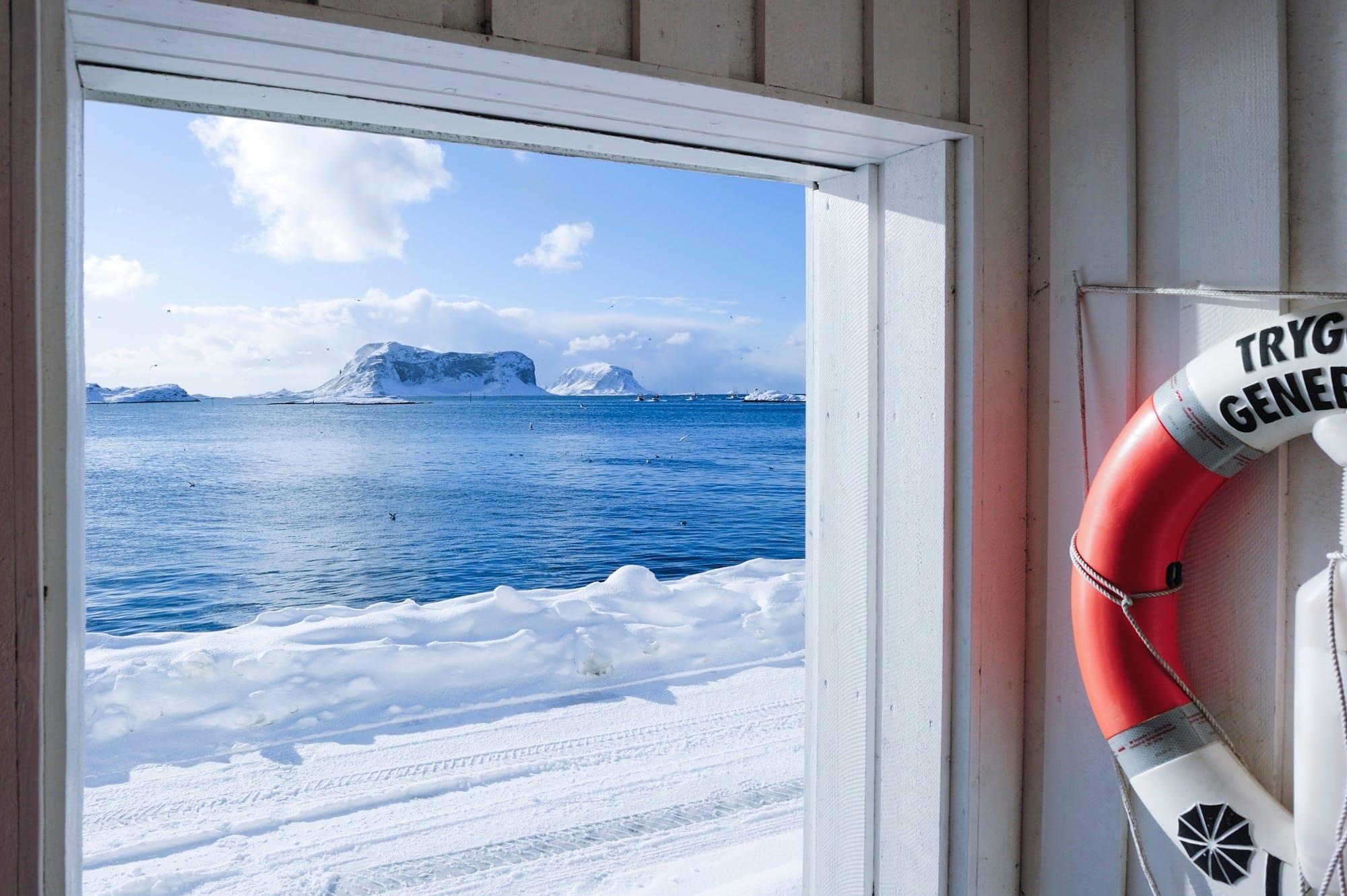 Johan Wildhagen – Sjømatrådet