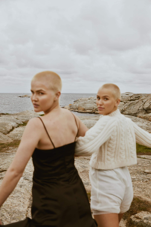 Ida Bjørvik – Linnea and Tina for Det Nye