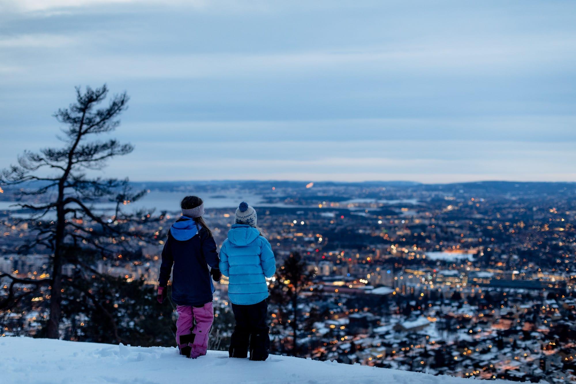 Thomas Ekström – Oslo Kommune w/ Creuna