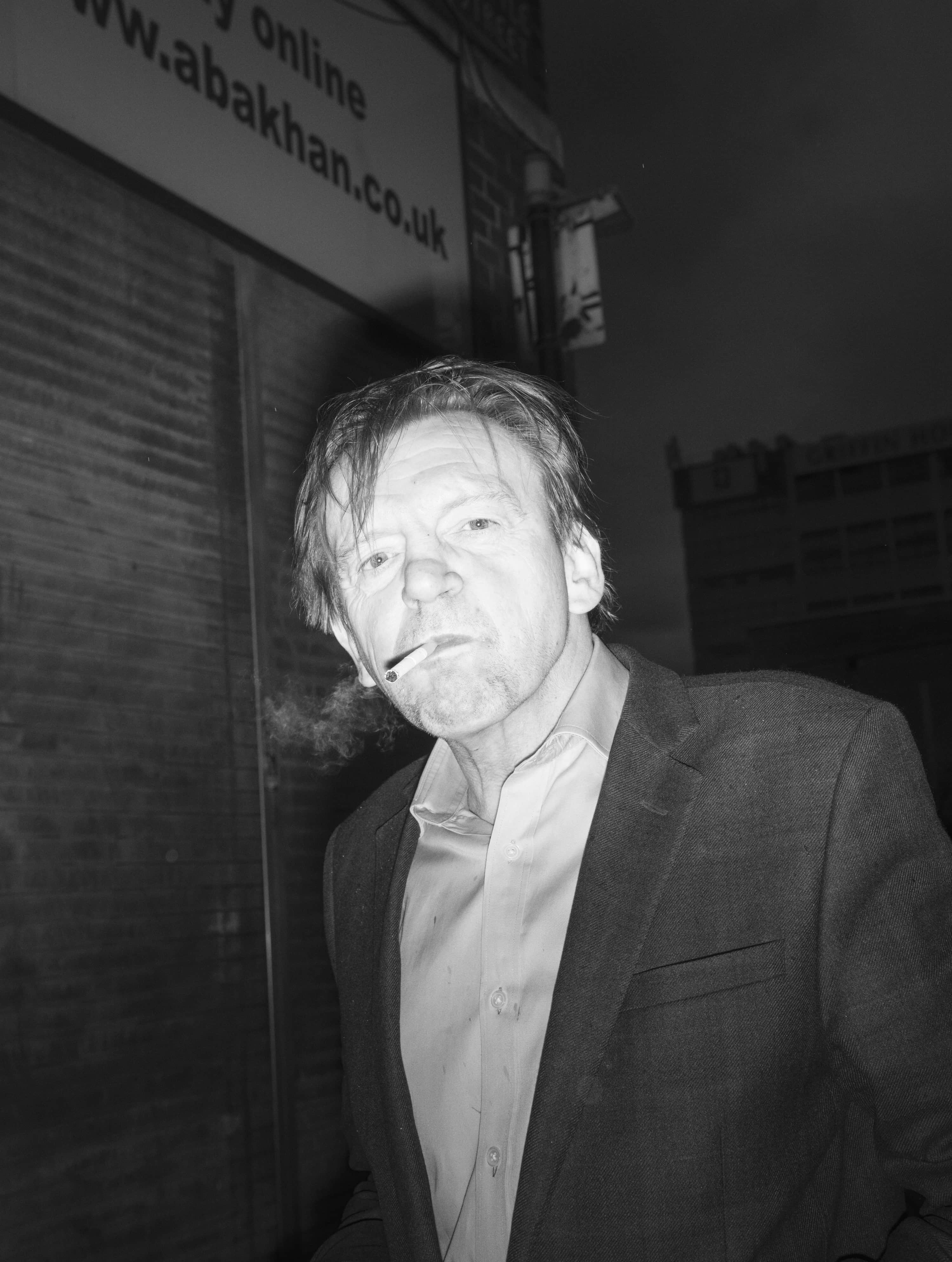 Ivar Kvaal – Mark E. Smith