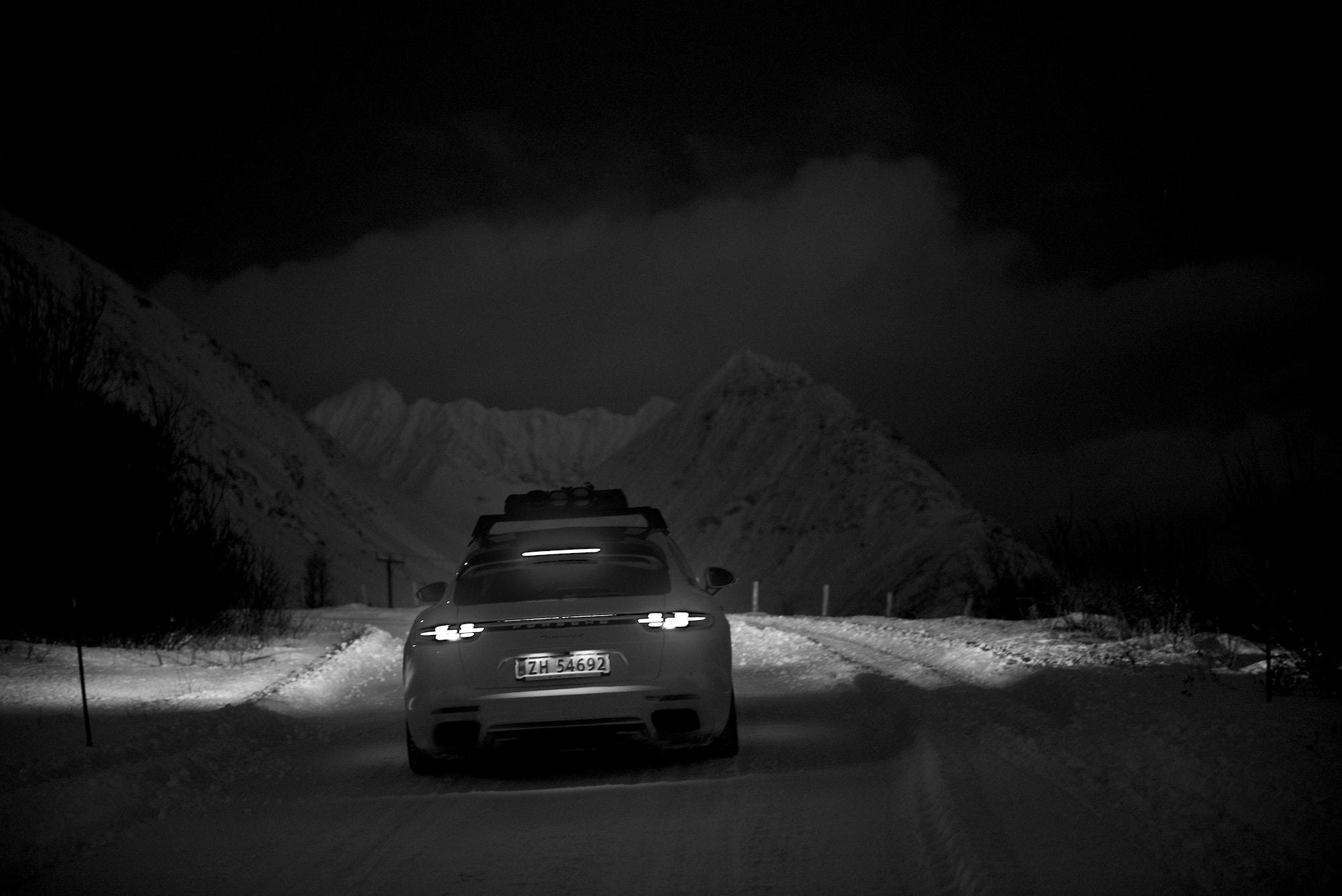 Johan Wildhagen – Dennis Risvoll + Porsche Magazine