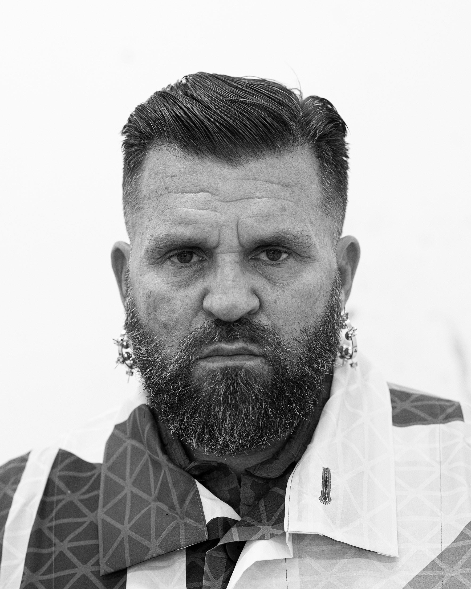 Ivar Kvaal – Bjarne Melgaard