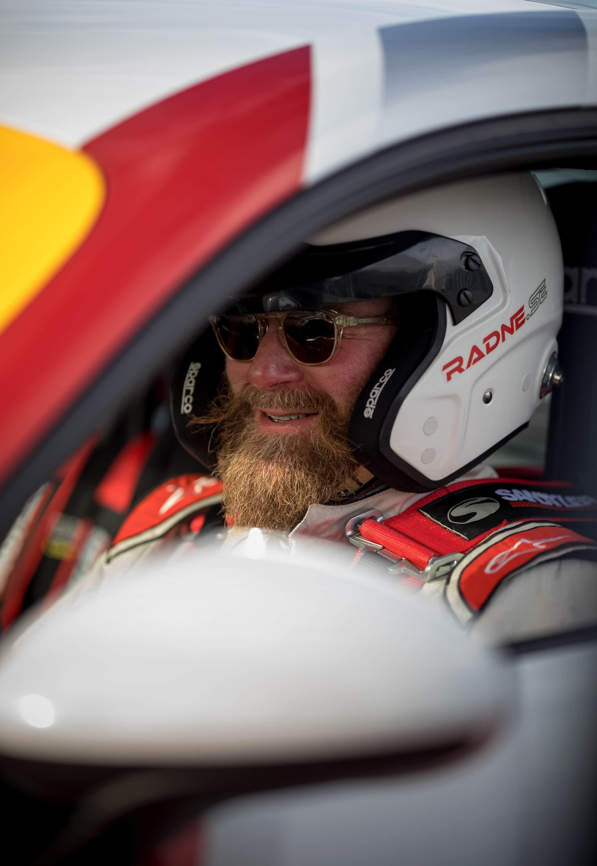 Kimm Saatvedt – Petter Schjærven Top Gear for Porsche Magazine