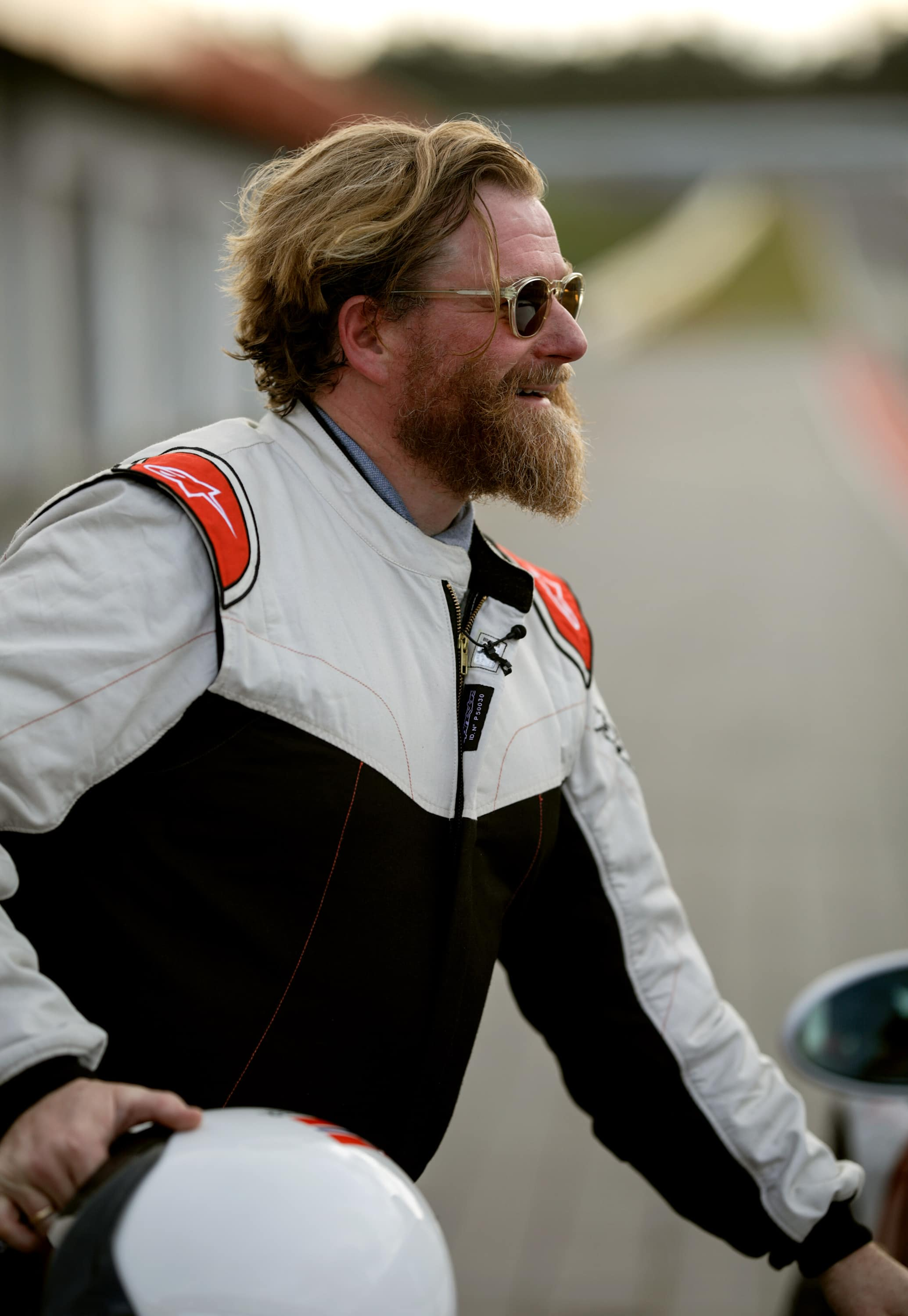 Kimm Saatvedt – Petter Schjærven Top Gear for Porsche Magazine