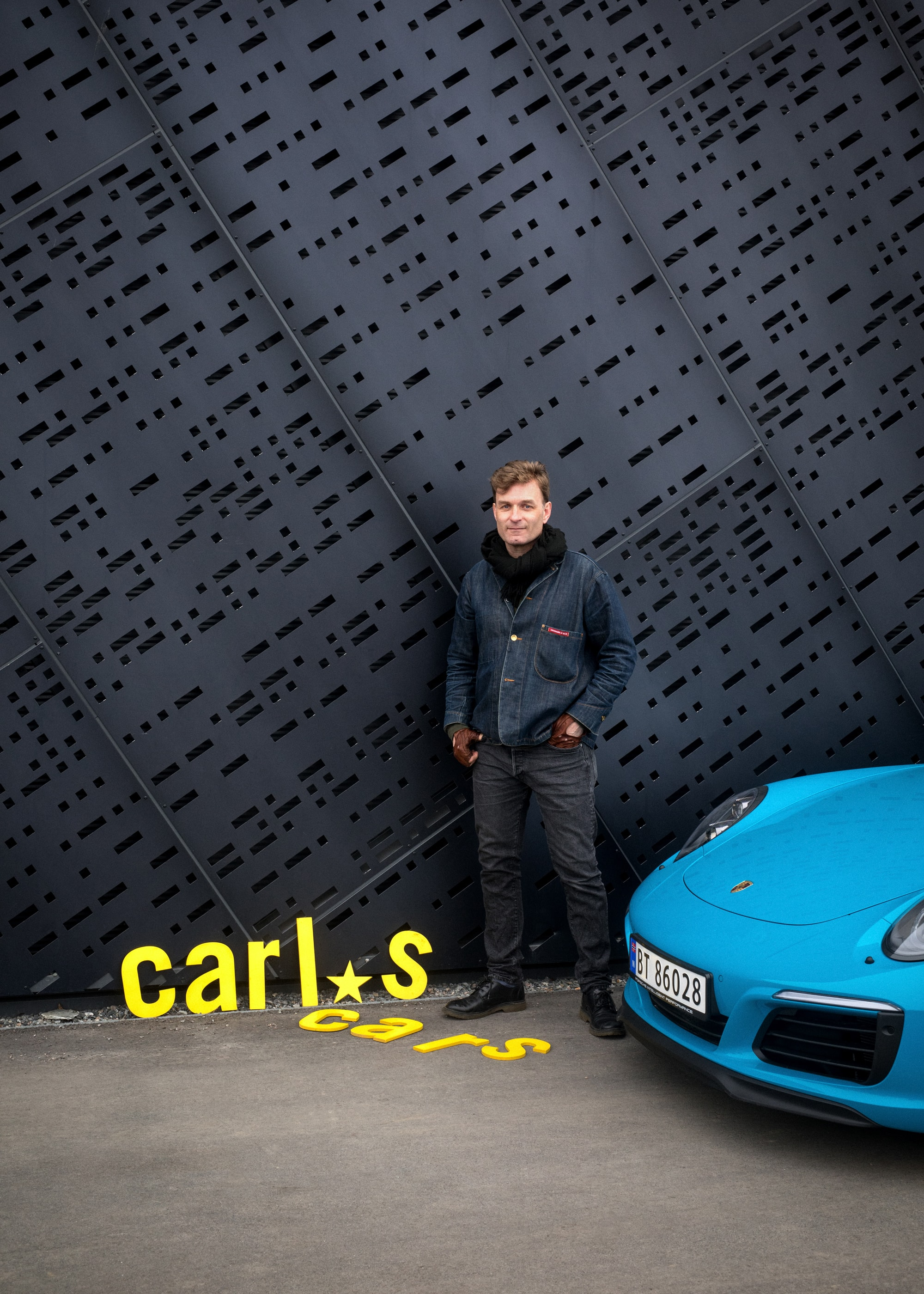 Kimm Saatvedt – Carl's Cars for Porsche Norway