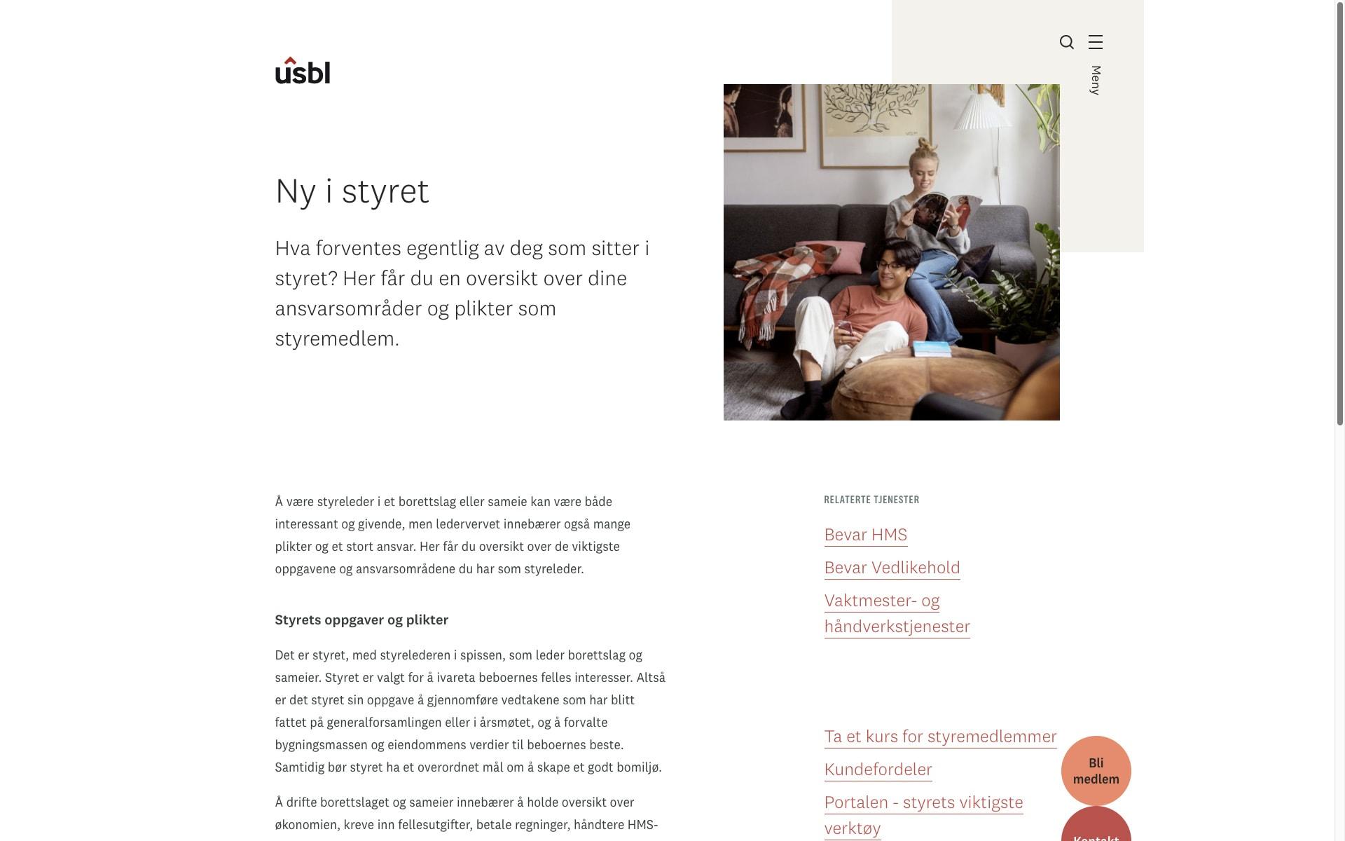 Kimm Saatvedt – USBL for Creuna