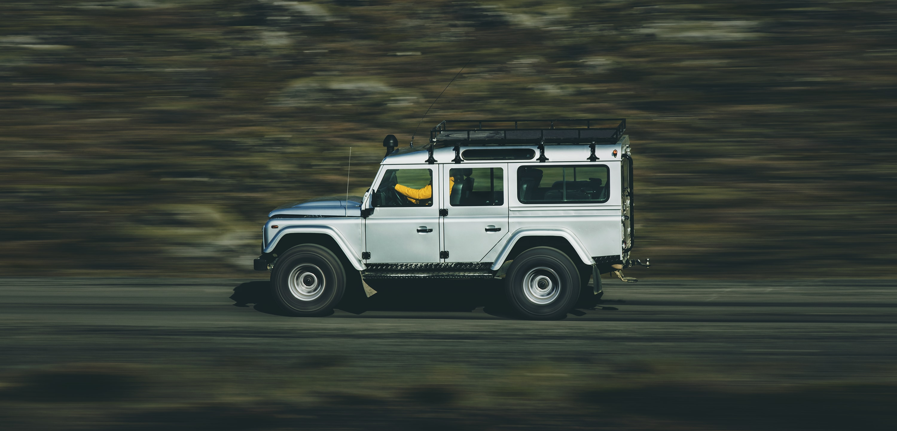 Andreas Kleiberg – Land Rover Defender