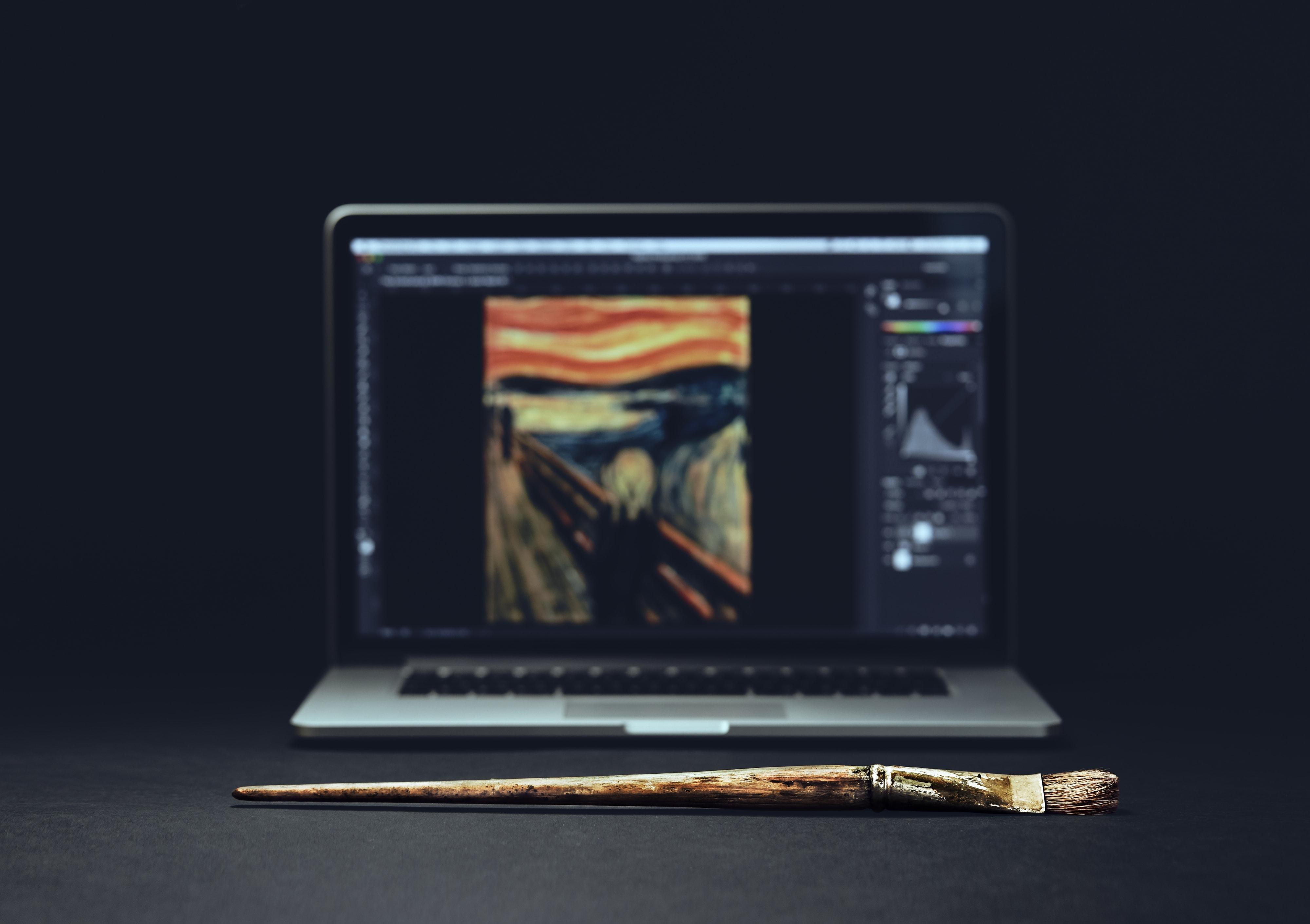 Andreas Kleiberg – Adobe + Munch