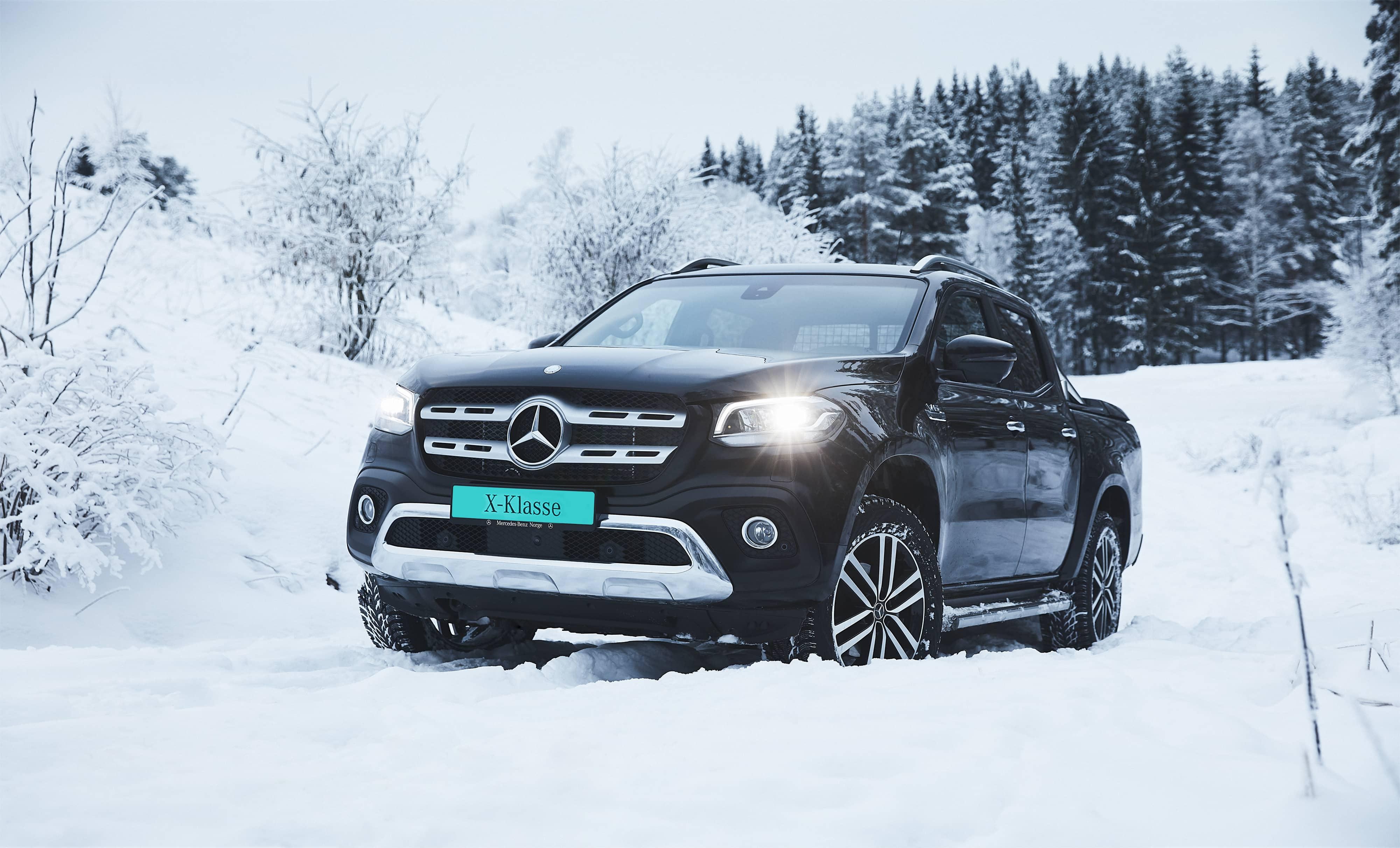 Andreas Kleiberg – Mercedes Benz