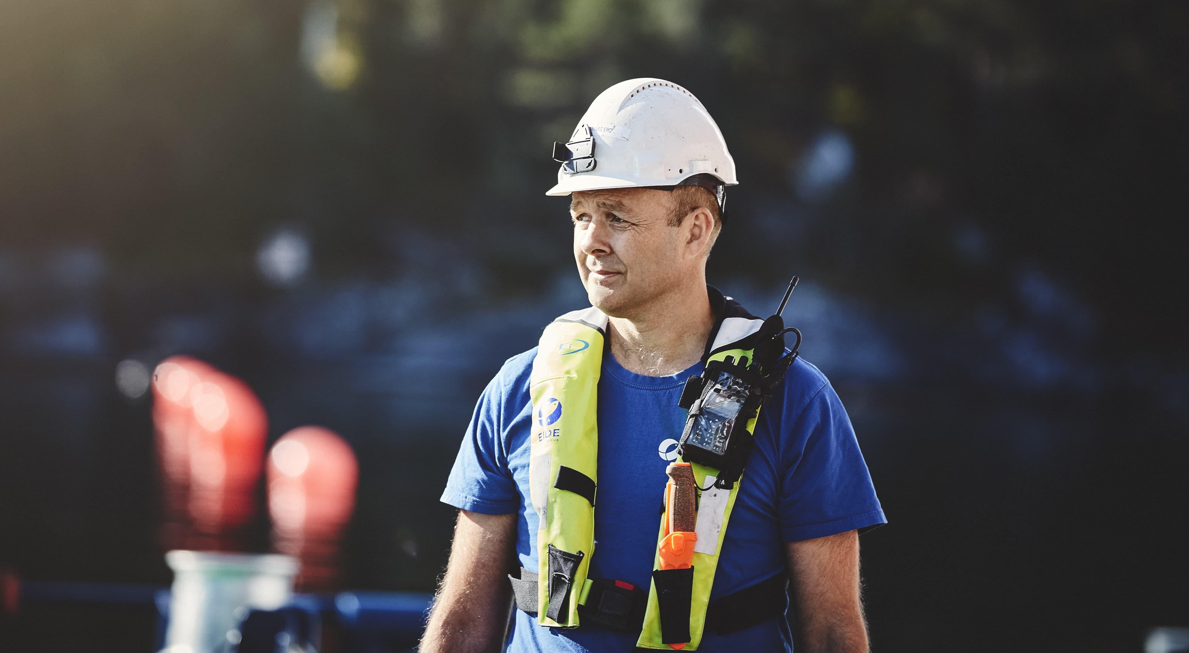 Andreas Kleiberg – Eide Fjordbruk