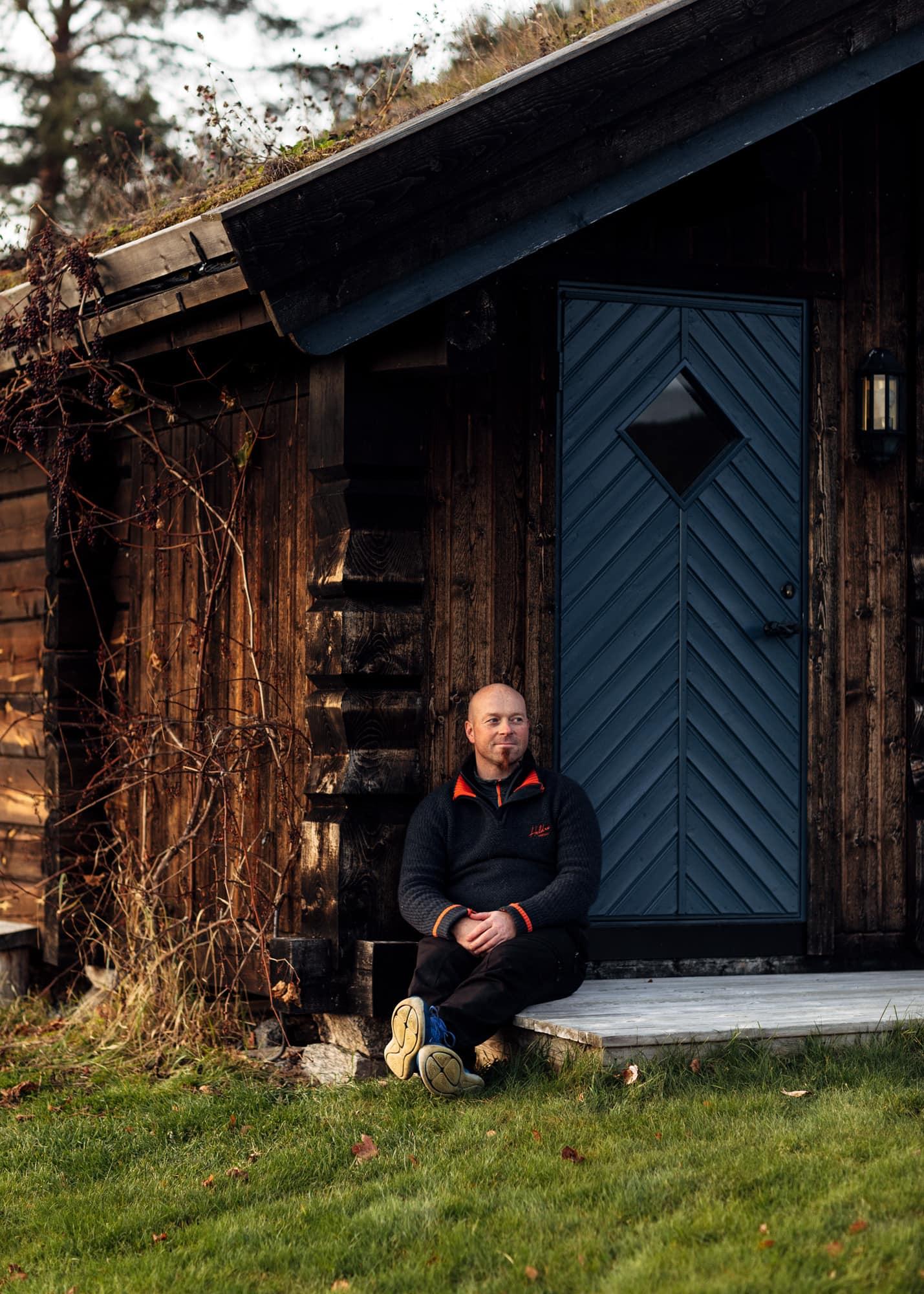 Thomas Ekström – New York Times – Lerkekåsa Winery