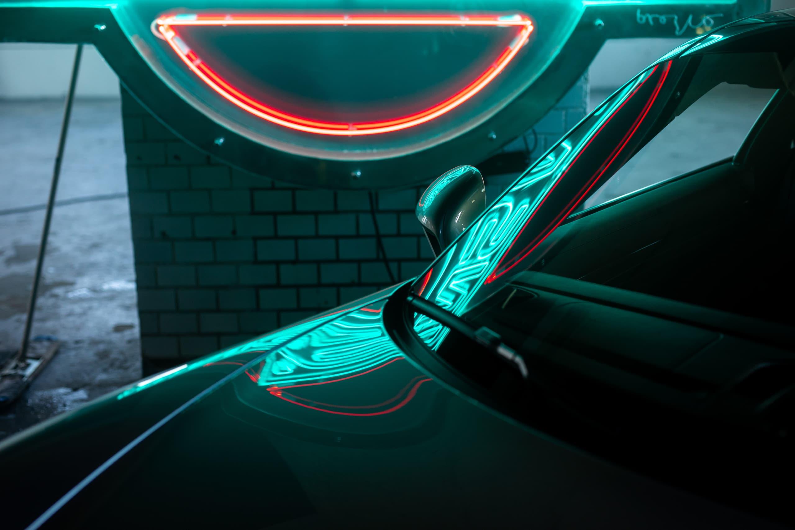 Kimm Saatvedt – BROSLO for Porsche